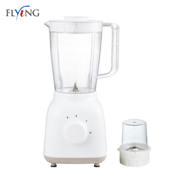 Tabletop Electric 1.6L Mixer 500W Smoothie Weiß