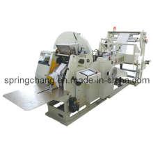 Saco de comida de papel de alta velocidade automática que faz a máquina (WFD-400)