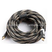 Factory Sales Direct 13PIN Câble HDMI pour PS3 HDTV LCD mâle à mâle