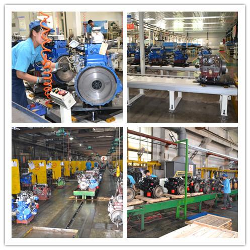 engine production line