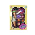 Schöne Eiscreme-Anzug Spielzeug für Kinder