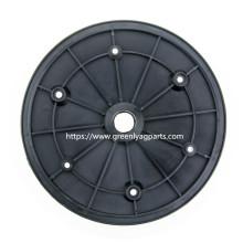 A45576 1''X12 '' Llanta plástica rueda de cierre media