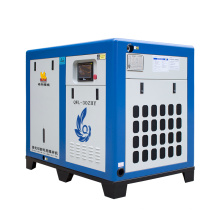 220 voltage air compressor 15KW 20HP Rotary Screw Air Compressor for Laser Cutter