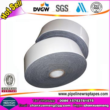 Bande d'emballage de PVC de bande anti-corrosive de tuyau de XUNDA