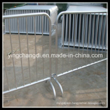 Stainless Steel or Plastic Crowd Control Retractable Queue Stand Barrier