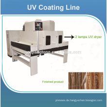Hochglanz-Desktop-UV-Beschichtungsmaschine