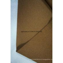 Tecido de lã para sobretudo de lã e dupla face