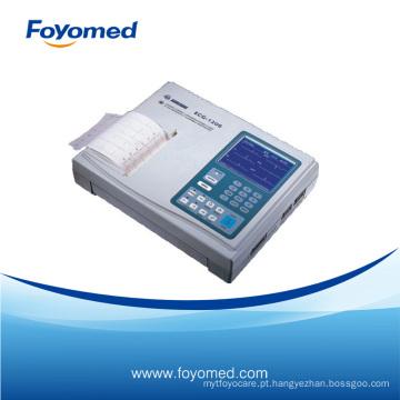 Electrocardiograma automático Channer