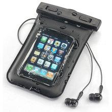 Durable Lock Sealed Swimming PVC Waterproof Phone Case (YKY7203-1)