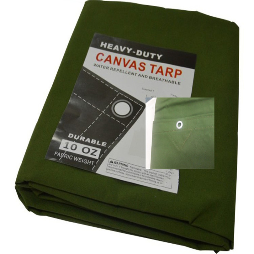 Army Cotton canvas tarps