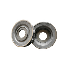 Custom grey iron casting steel roller casting wheel sprocket and chain set excavator sprocket chain wheel
