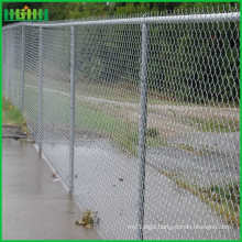 Low cost good quality chain link fence poles