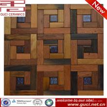 china fábrica de produtos de design de casa telha de revestimento de madeira