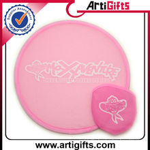 2014 Promotional polyester frisbee flying disc