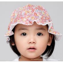 Fashion Floral Printed Infant Fisherman Hat