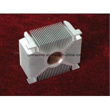 Aluminio convertidor de calor para el coche / Auto