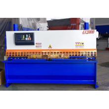 4*2000 NC guillotine shearing machine