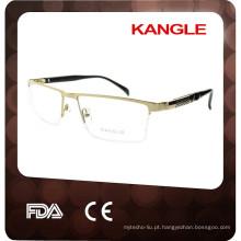 2015 óculos elegantes de óculos metálicos de alta qualidade