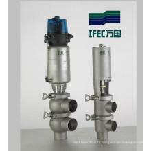 Vanne de renvoi intelligente à base de pénétration sanitaire sanitaire (IFEC-PR100003)