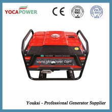 5.5kw Air Cooling Power Portable Gasoline Generator