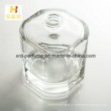 Garrafa de vidro madura personalizada do projeto da forma
