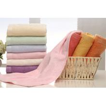 Hot Sale White 100% Cotton Bath Towel