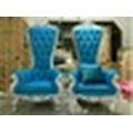 Luxury hotel used public small table with coffee chair XYN2502