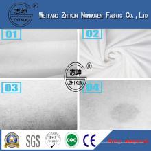 Grand tissu non tissé qui respecte l'environnement de 100% SSS pp Spunbond pour la couche-culotte de bébé