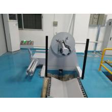 Máquina cortadora longitudinal de bobinas
