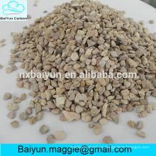 Aditivo de alimentación de medios de filtro natural piedra maifan
