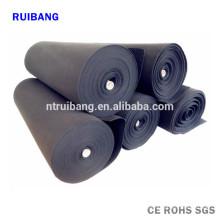 electrically conductive carbon fiber fabric