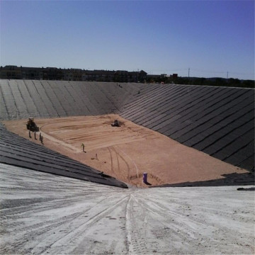 ASTM Anti-UV 1.0mm Geomembrane HDPE Hoja Minería
