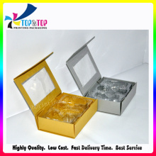 Gold Printing Gift Box Paper Packaging Box