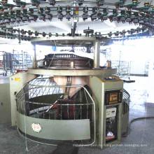 Б / У 34inch Longbao Одноместный Джерси Вязальная машина