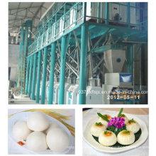 150-160 tonnes par jour Usine de farine de blé