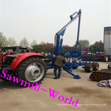 Grapple Trailer Forestry Timber Equipment