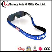 Personalizadas gafas de sol de la sublimación con correa