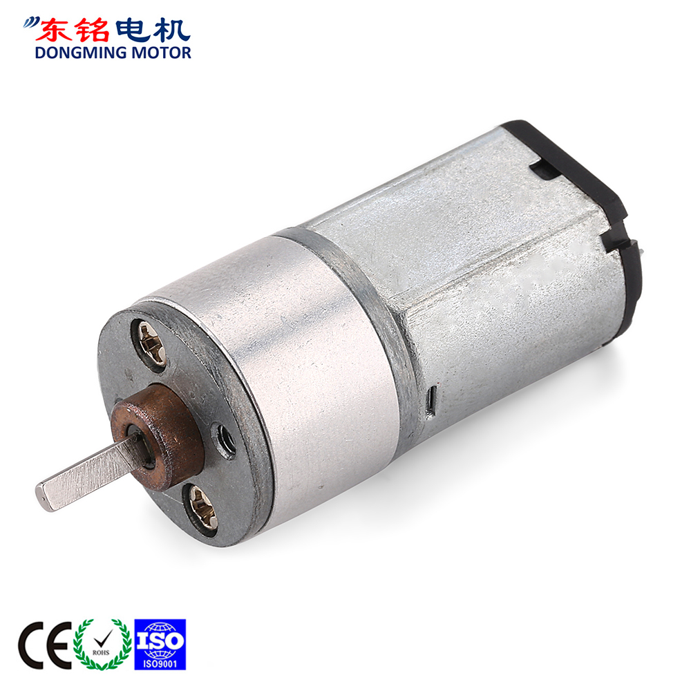 dc direct gear motor