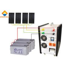 4000W Portable off Grid Potente sistema de energía solar
