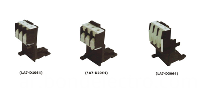 LA7-D Mounting Unit for Thermal Relay