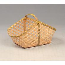 Бамбуковая корзинка высокого качества ручной работы (BC-NB1017)