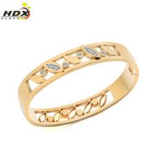 Fashion Jewelry Stainless Steel Pierced Bracelet