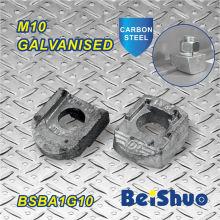 M10 Steelwork Beam Clamp Steelwork Conexões Fastener Ba1g10