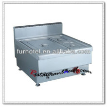 K417 Stainless Steel Electric Or Gas Soup Bain Marie