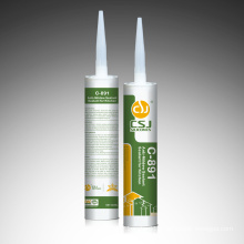 C-891 Anti-Mildew Silicone Sealant, Water Resistent Silicone Sealant, Wet Area Silicone