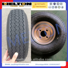 fábrica de neumáticos de China 5.70-8 NEUMÁTICOS ATV CON LLANTA