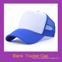 Custom Unisex Gender und leere 5 Panel Schaum Trucker Hut