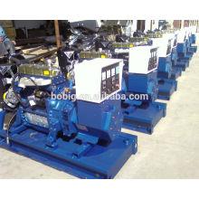 powered by OEM Cummins Engines 100kw 120 kw water cooled diesel generator