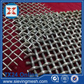 Mesh Wire Crimped Berat