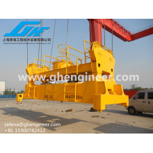 Hydraulic Telescopic Container Spreader both for 20 and 40 feet Container